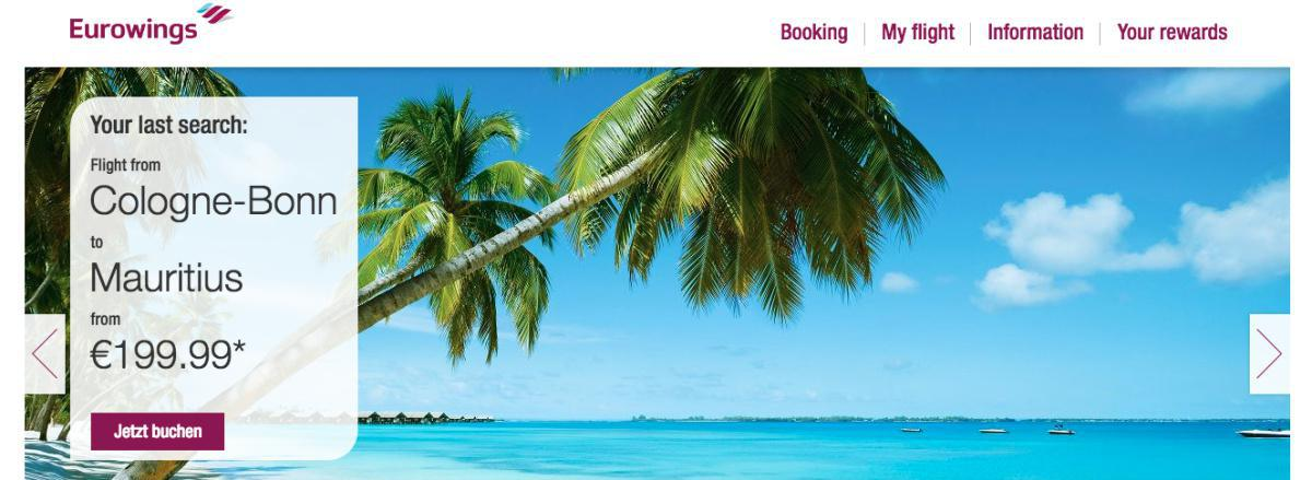 cheap holidays to mauritius eurowings
