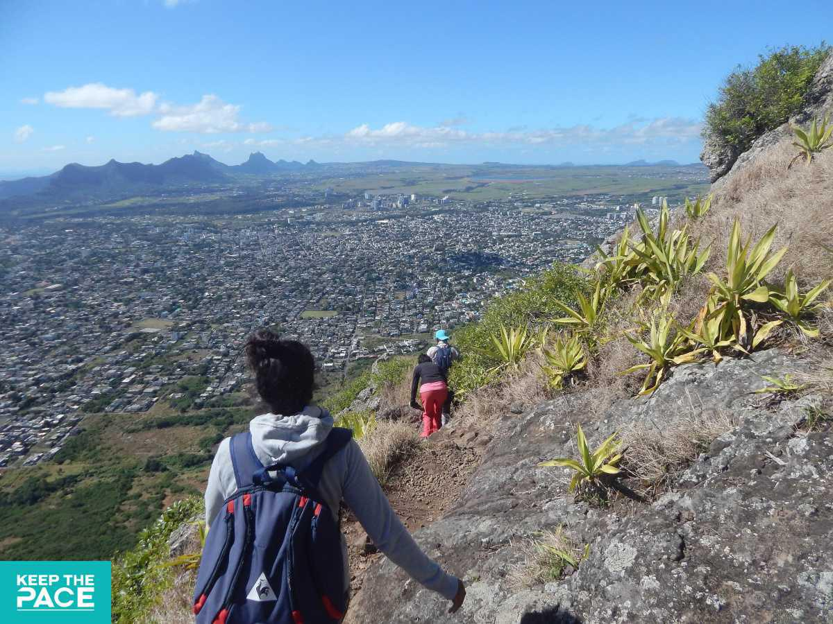 Mauritius Island's highest peaks – Can you keep the pace?