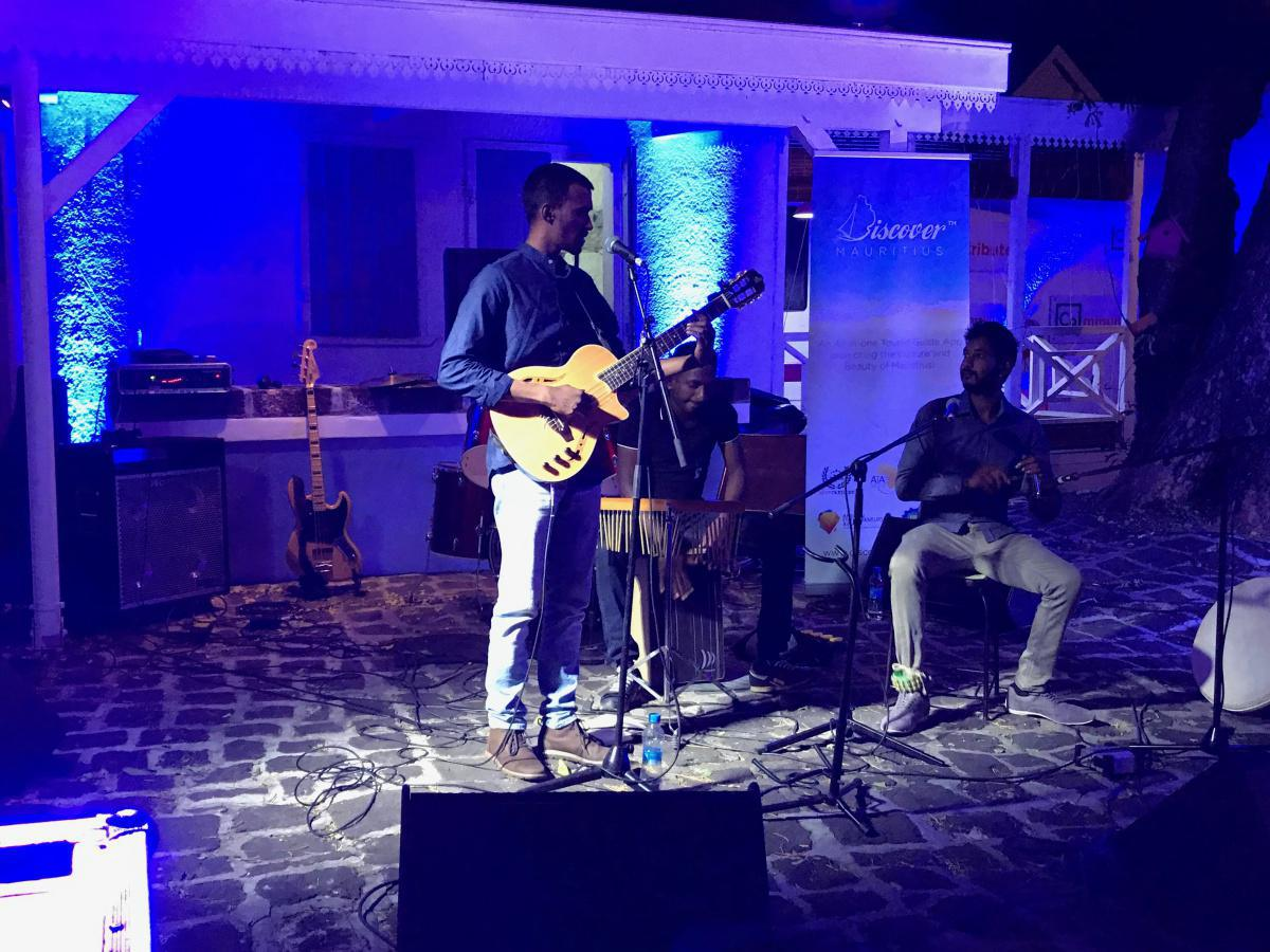 The Discover Mauritius™ Talents Night - At the Heart of Culture