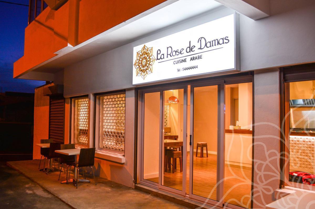 La Rose de Damas: Where the oriental charm is!