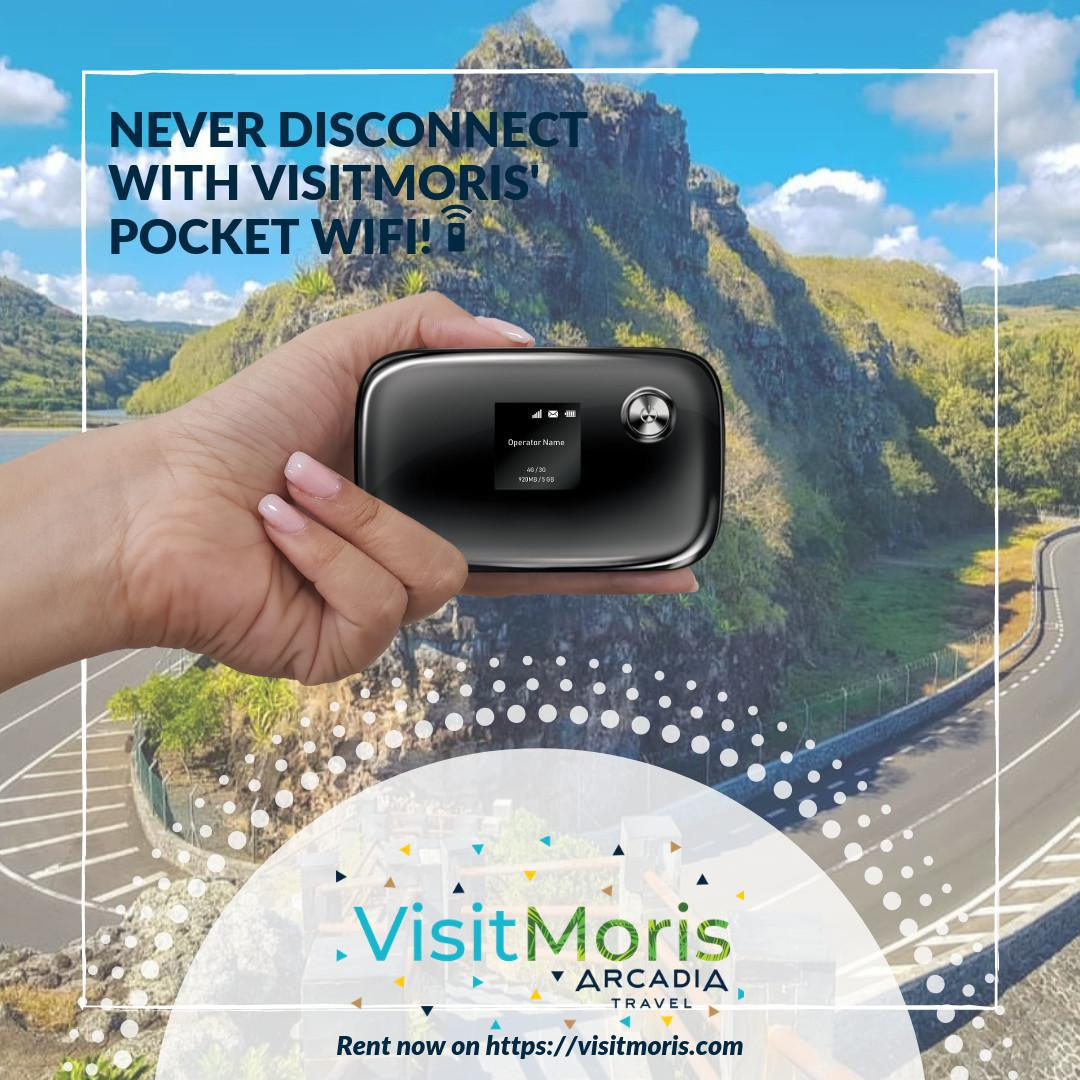 5 Reasons Why We Love the VisitMoris Pocket WiFi!