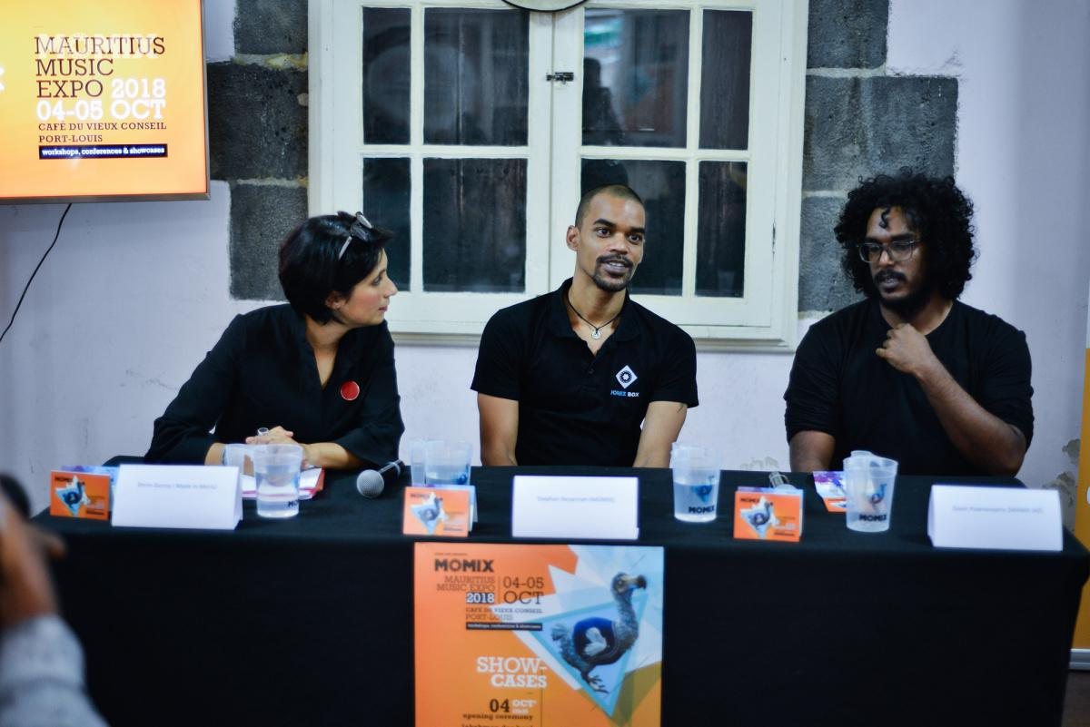 MOMIX - Fueling the Future of the Indian Ocean Music Industry since 2017