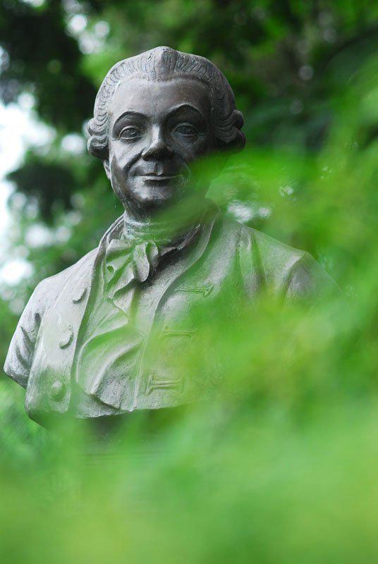 Blue Penny Museum Celebrates 18th-century explorer Pierre Poivre