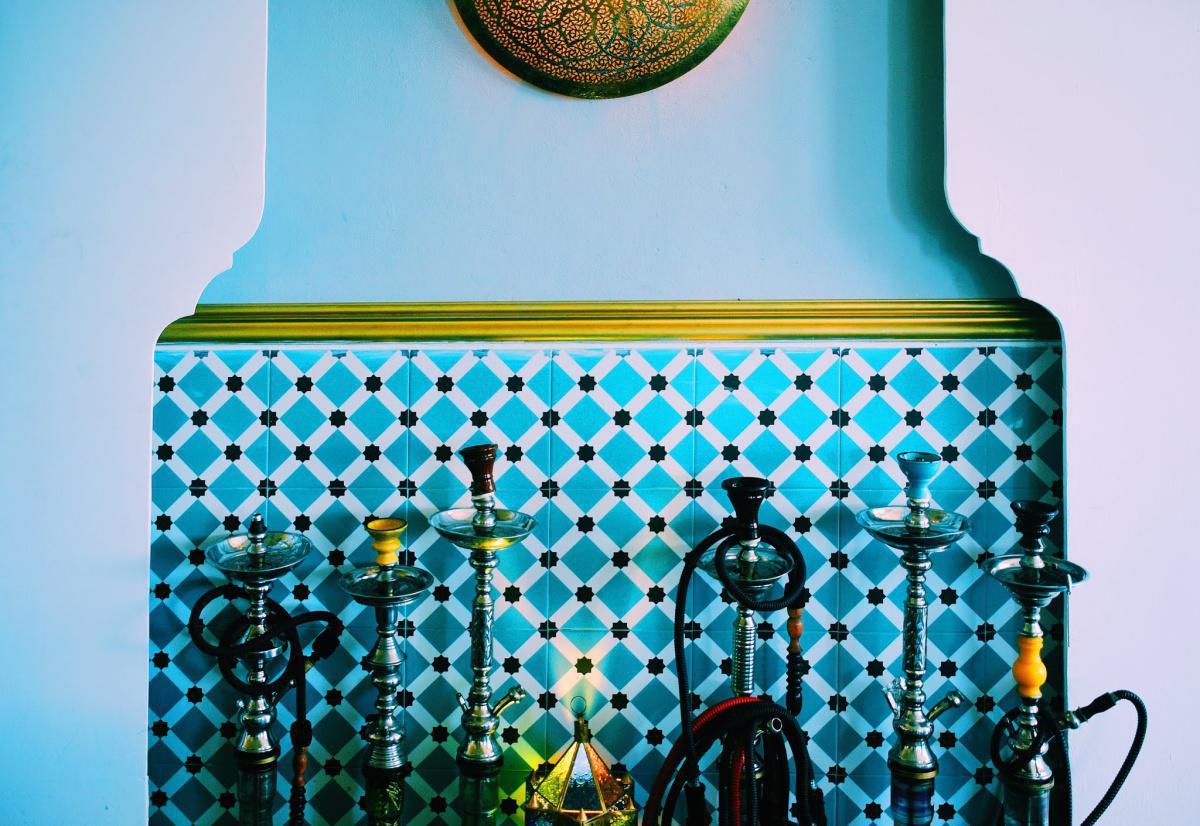 La Rose de Damas - A Dive into Maghreb's Flavours & Fragrances