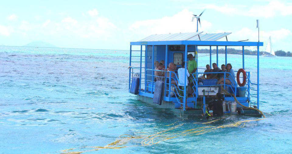Solar Sea Walk Undersea walk