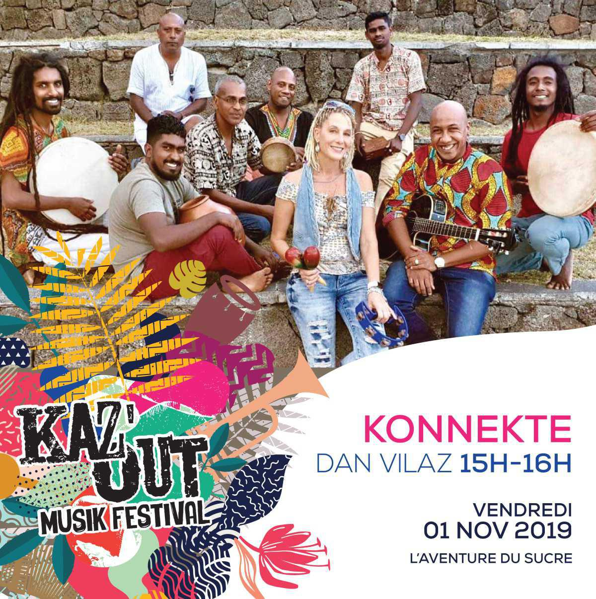 Feel the beat with Konnekte!