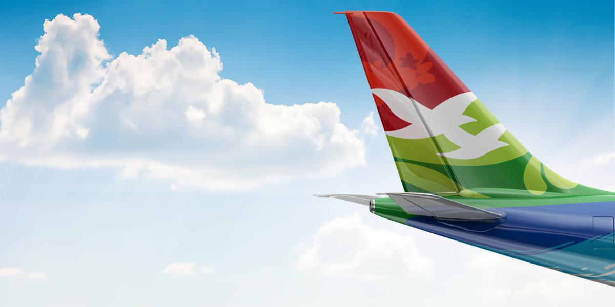 Let's Fly Away with Air Seychelles!