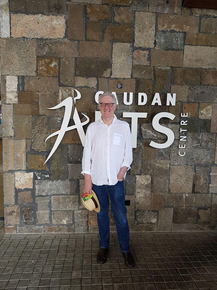 World-Renowned Theatre Director & Playwright Chris Edmund joins forces with local Cultural Stakeholder Santral Art to contribute to Performing Arts