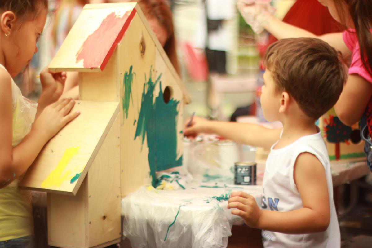 The Family Fun Day Green - Where fun meets the ''Green Concept''