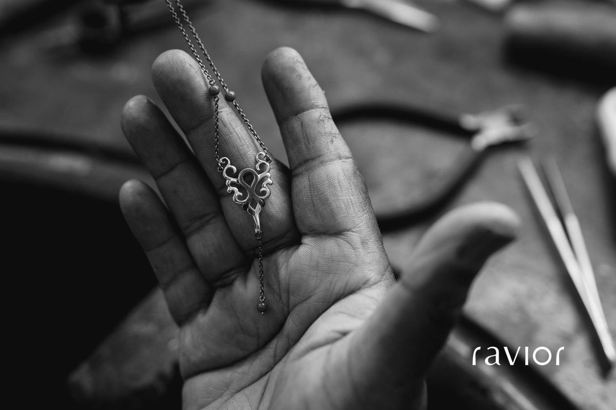 "''Crafted to evoke"" - Ravior launched their new Rev Pendants!"