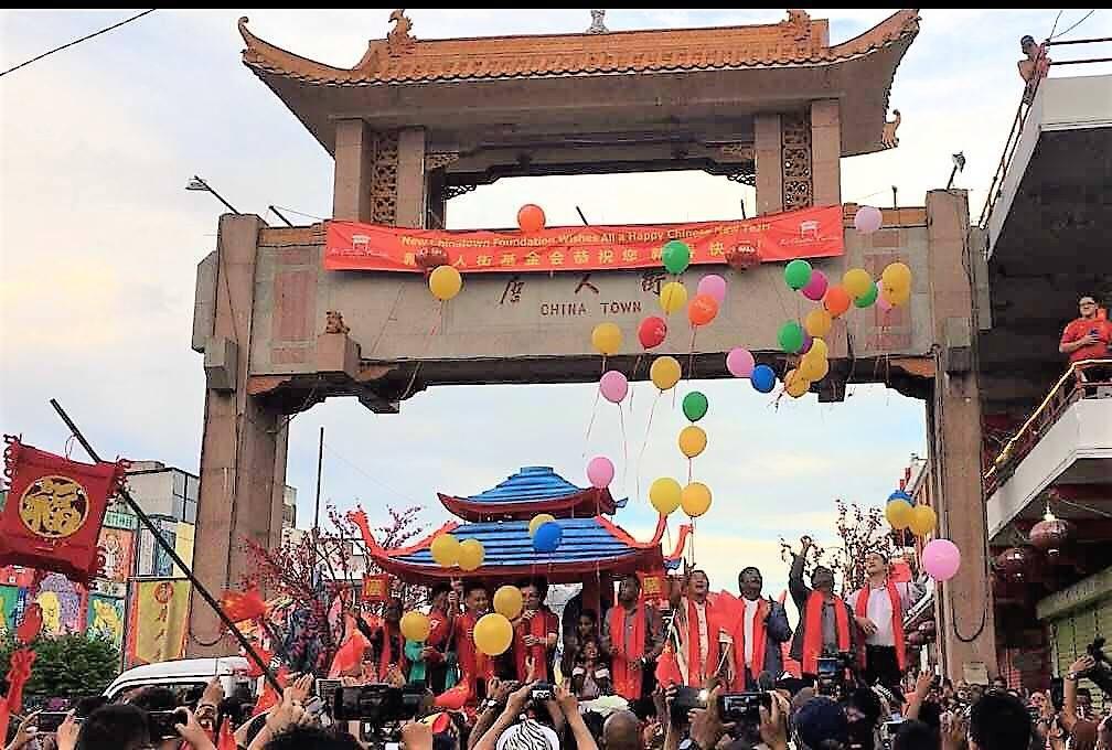 Meet & Greet the New Chinatown!