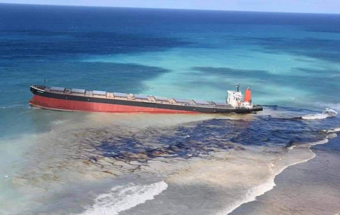 "MV Wakashio: When ""Mauritianism"" is the Barrier to Oil Spill!"