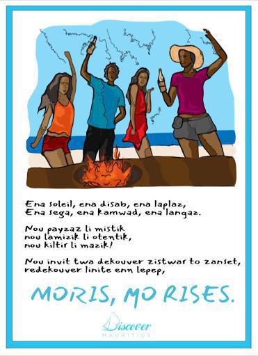 Moris Mo Rises: Redekouver to ti zil Moris!