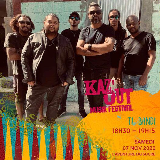 Kaz'Out 2020 - Indulge into a 100% local line-up