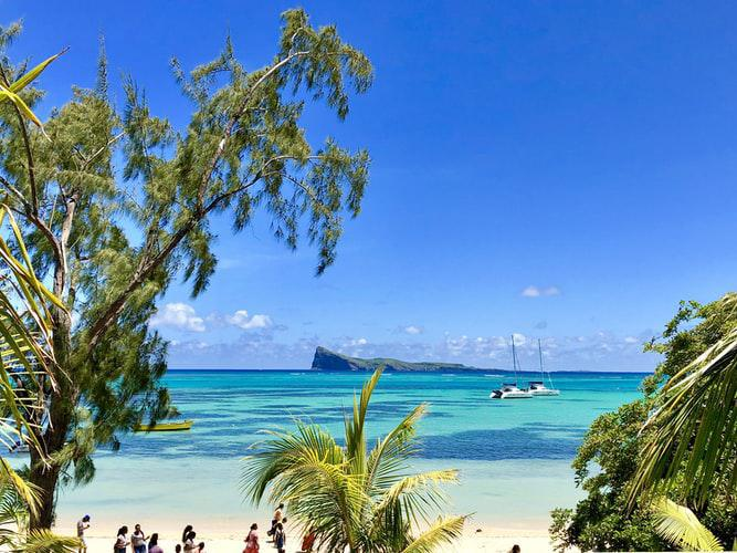 New year in Mauritius