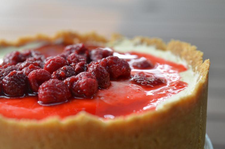 Confinement Recipe #3: Grab a creamy slice of Cheesecake!