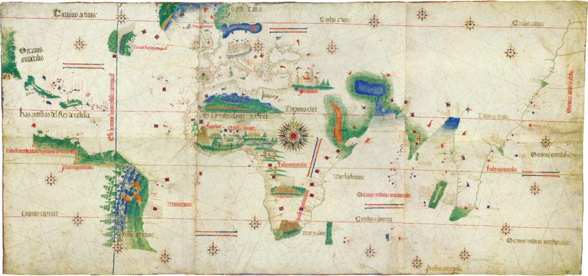Mauritian History from 1500 to 1600