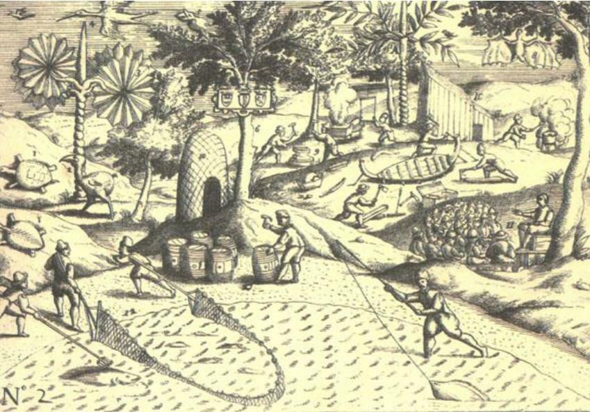 Mauritian History from 1600 to 1700