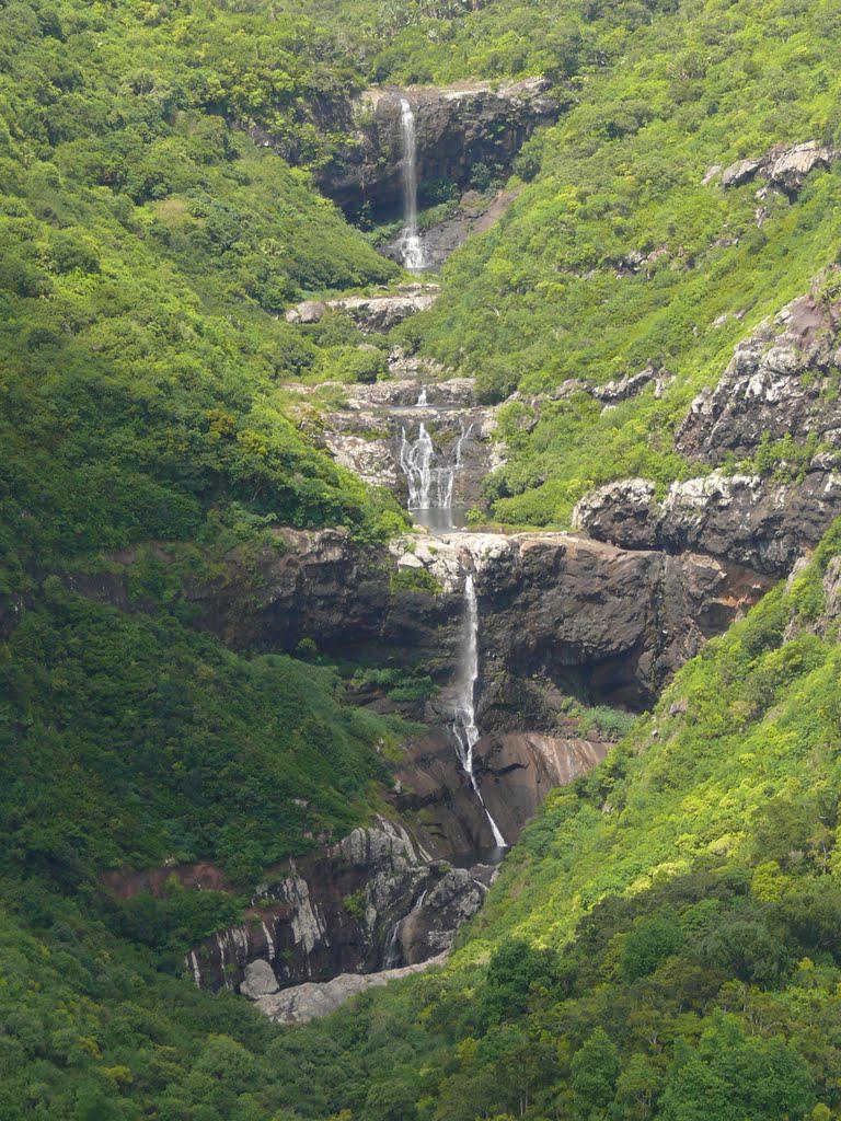 7 Cascades Mauritius
