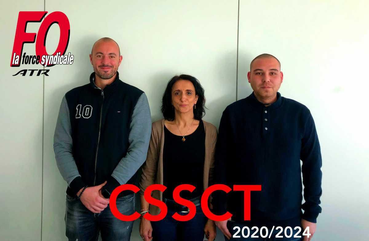 CSSCT (Santé, Sécurité et Conditions de travail)