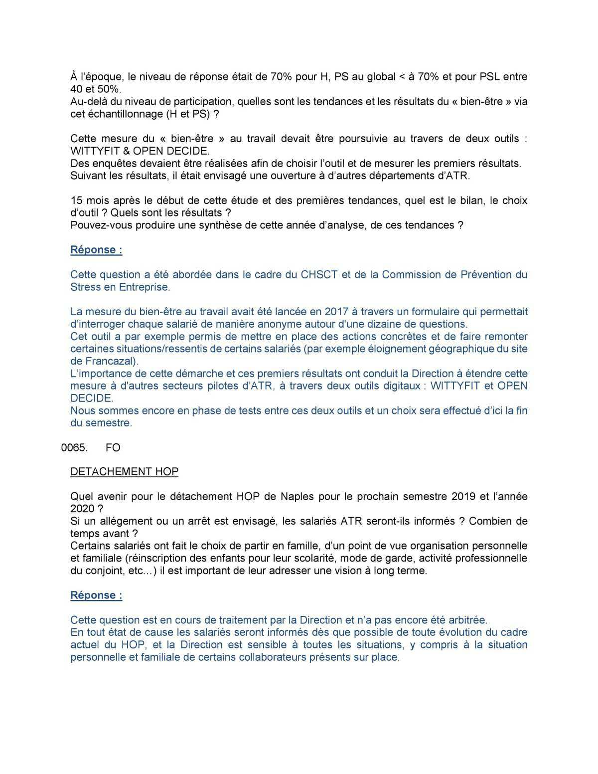 Questions DP Avril 2019