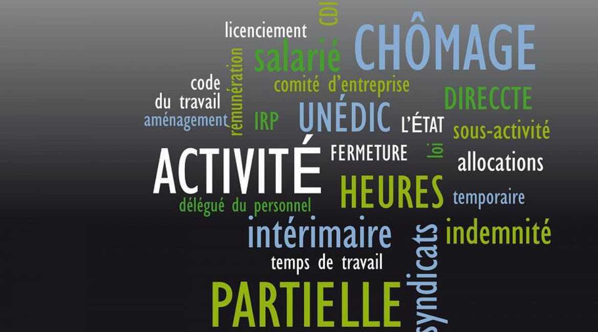 Activité partielle / Short-time activity in ATR