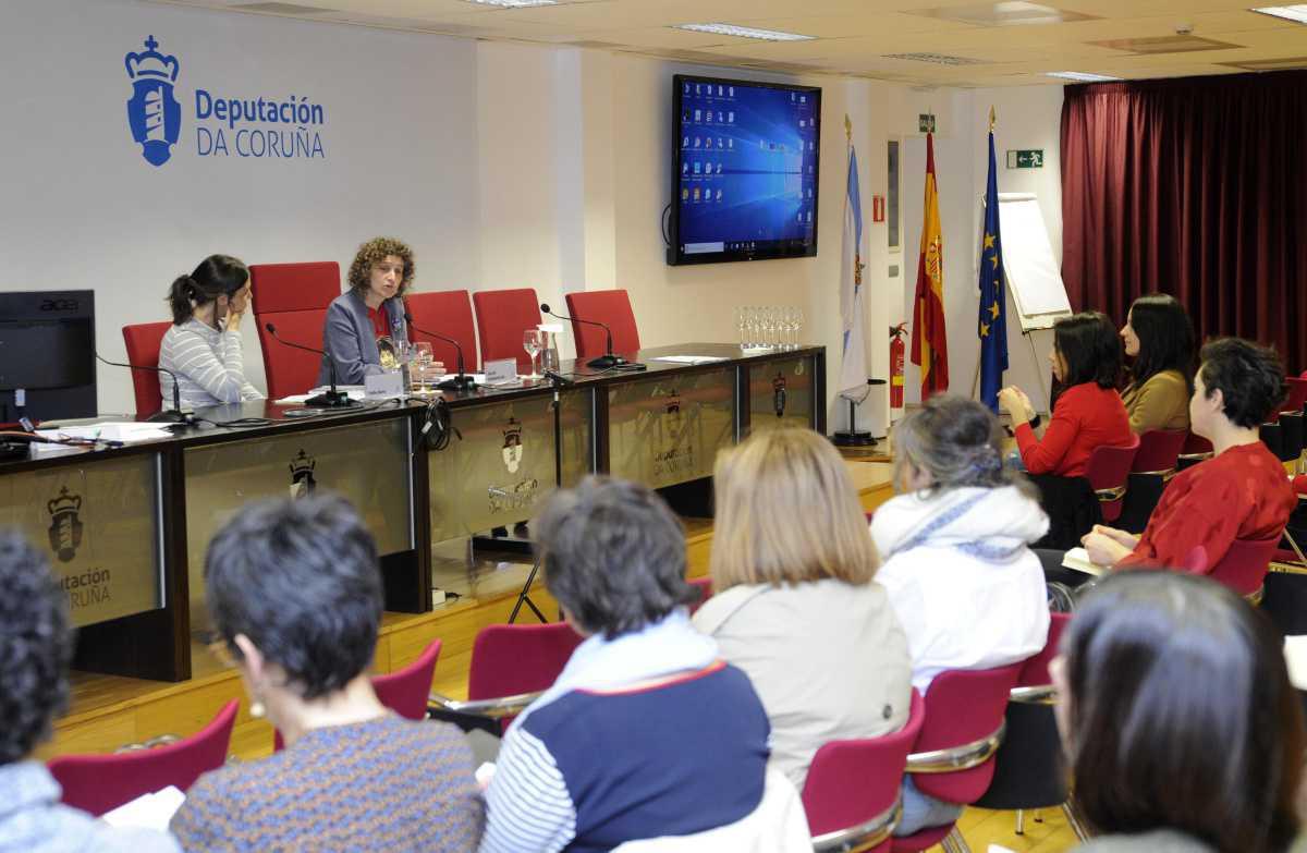 A Área de Normalización Lingüística da Deputación da Coruña analizou as relacións entre a lingua galega e os xéneros