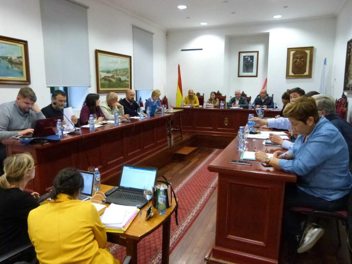 O pleno de Noia aproba definitivamente un crédito extraordinario que permitirá investir máis de 508.000 euros en diversas obras