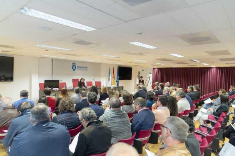 A Deputación da Coruña destina máis de un millón de euros a festivais culturais