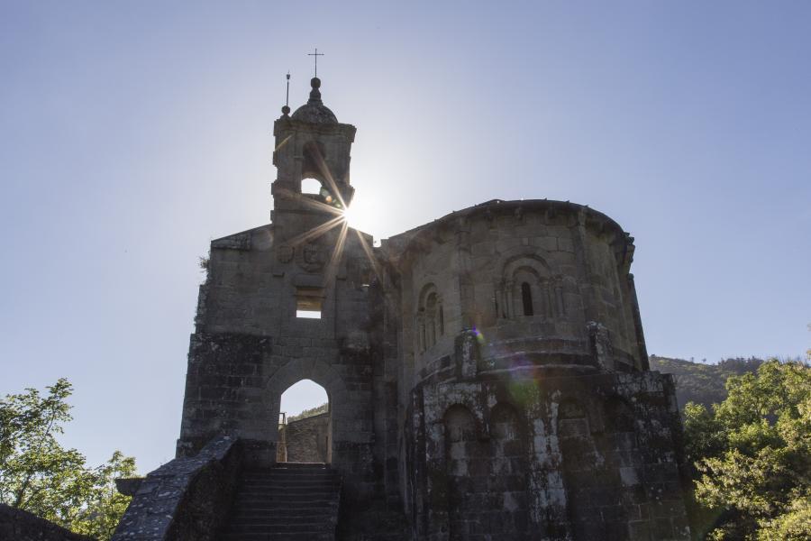 A Deputación amplía durante durante o verán os horarios e servizos de atención a visitantes nos monumentos do patrimonio provincial