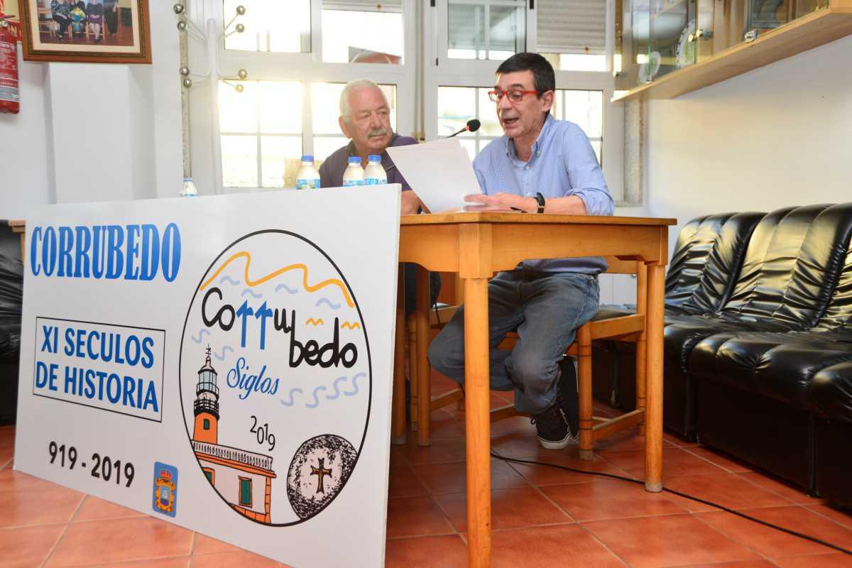 O ARQUIVEIRO DE RIVEIRA DISECCIONOU A DÉCADA DOS ANOS 50 EN CORRUBEDO