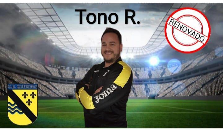 20190916-Cesar, Manuel Díaz (Lesende CF), Tono Romero (UD Queiruga), Pedro Traba (C. Atletismo Outes)