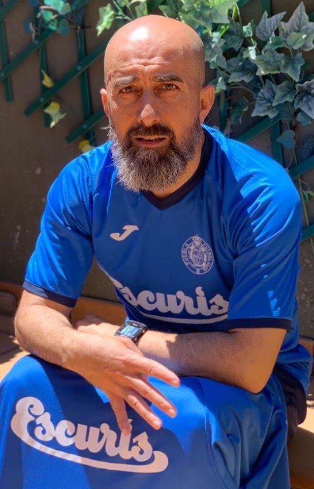 Iván Carril (CF Noia), Angel Casalderey (Puebla CF)