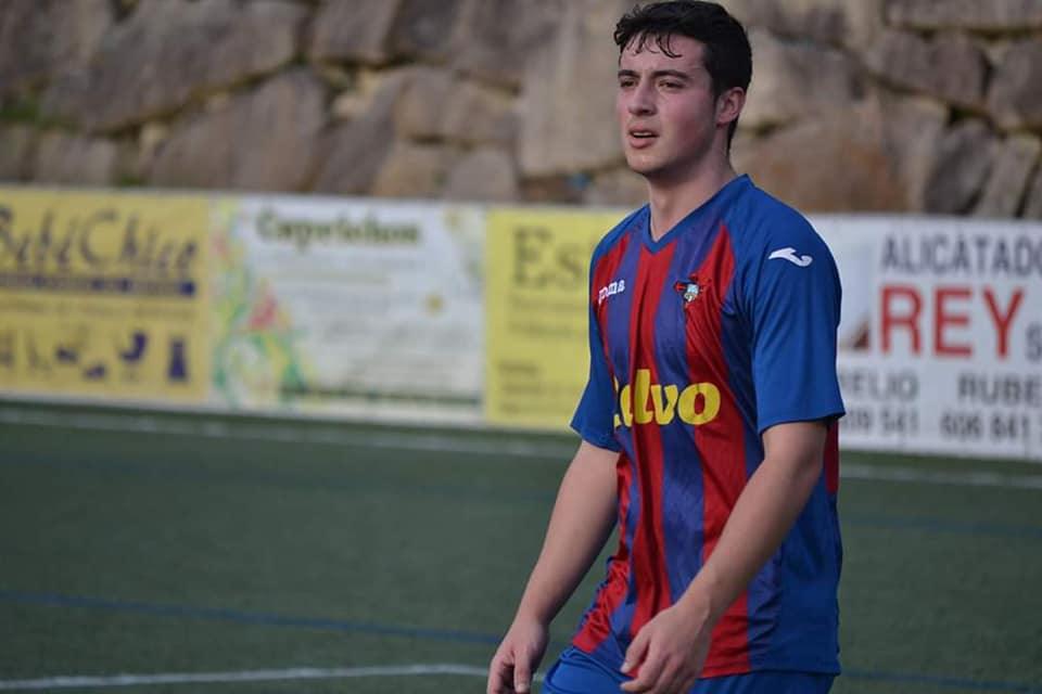 Marcos Lado (CF Noia), Pablo Rama (SD Esteirana)