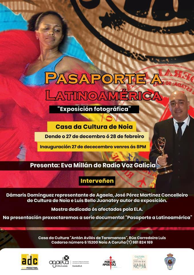 Exposición fotográfica de Luis Bello Juanatey