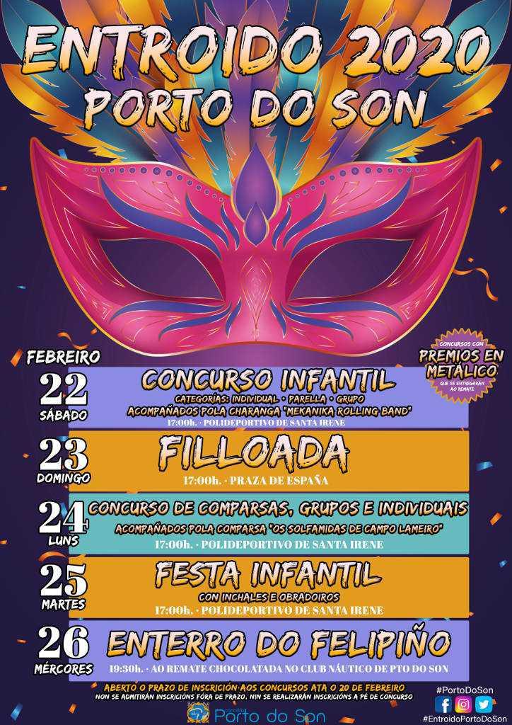 ENTROIDO 2020 - Porto do Son