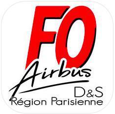 Appli FO Airbus DS région parisienne
