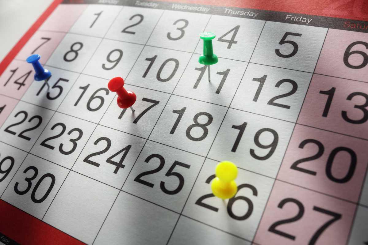 Clarification Jours de congés/repos