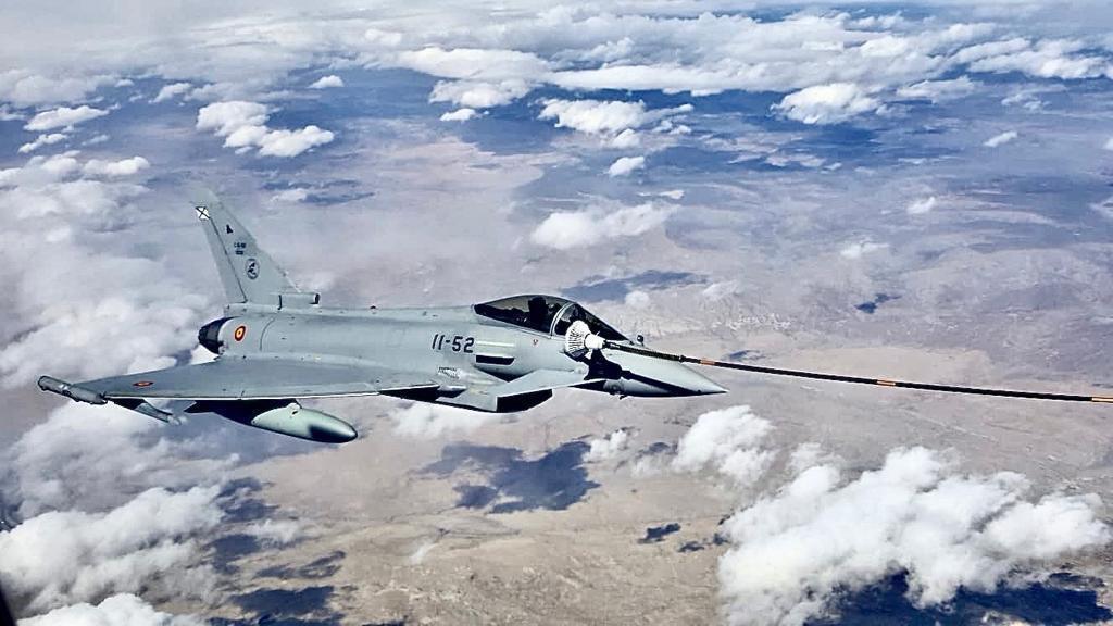 L'Allemagne commande 38 avions de chasse Eurofighter à Airbus DS