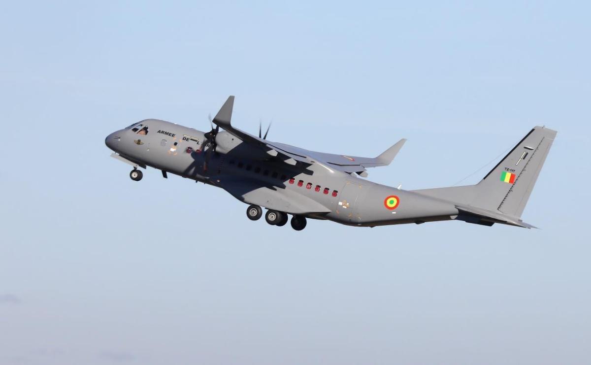 La République du Mali commande un C295 supplémentaire