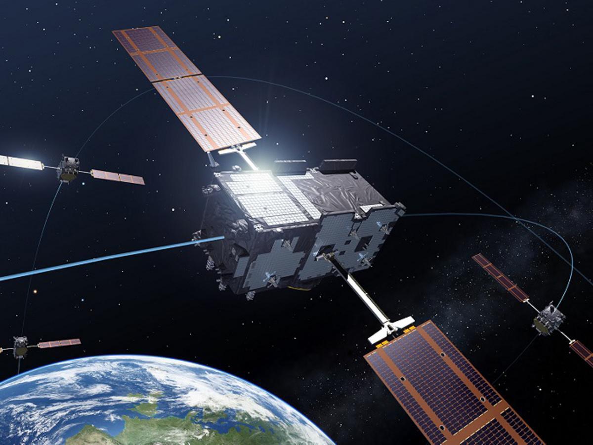 Galileo : Airbus et Thales se partagent le contrat de 12 satellites