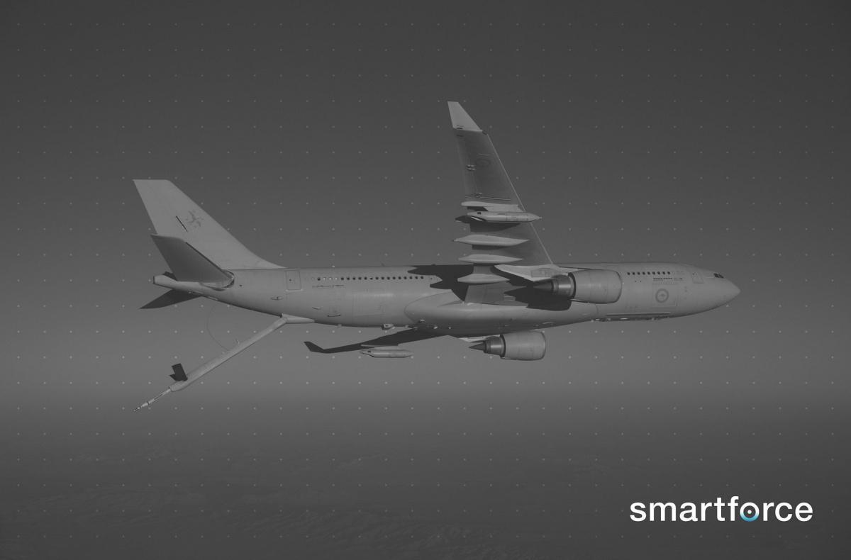 La Royal Australian Air Force bénéficie des services numériques d'Airbus DS SmartForce