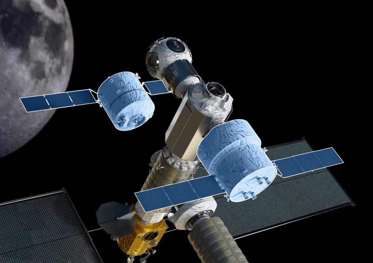Airbus DS prépare une étude de croiseur lunaire pour l'ESA