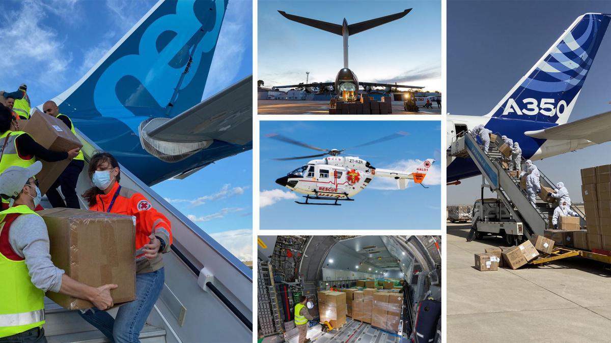 Airbus publie ses résultats annuels (FY) 2020