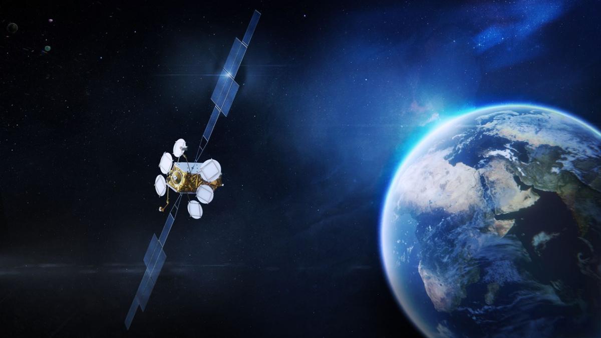 Eutelsat choisit Airbus pour le satellite EUTELSAT 36D