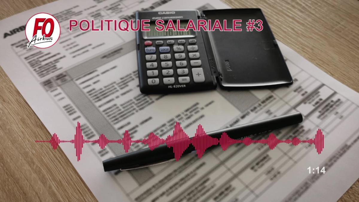 Politique salariale - Point mort ou véritable avancée ?