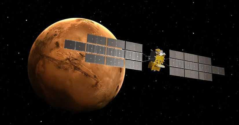 Airbus chargé de rapporter des échantillons de Mars sur Terre
