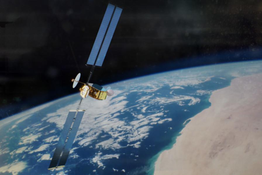 Airbus décroche un nouveau contrat pour son satellite télécoms reprogrammable