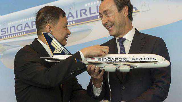 Airbus. Année record en 2017 avec plus de 700 avions livrés