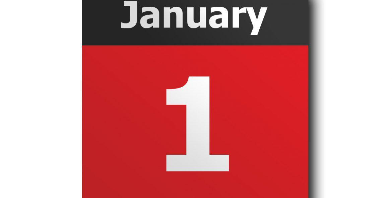 Infos consommateurs : ce qui change au 1er janvier 2018